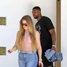 Khloé Kardashian + Tristan Thompson