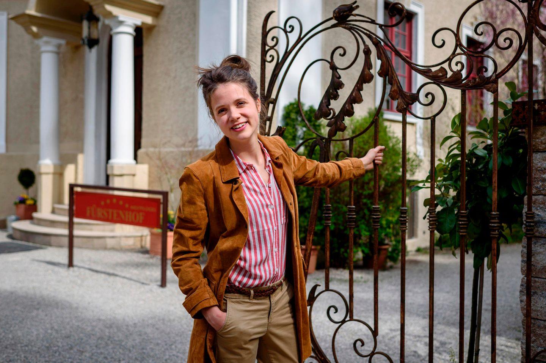 """Sidonie von Krosigk steigt für eine Gastrolle bei """"Sturm der Liebe"""" ein"""