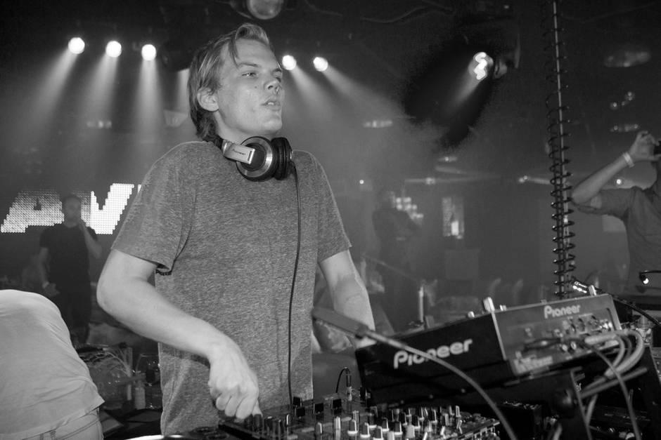 DJ Avicii (†)