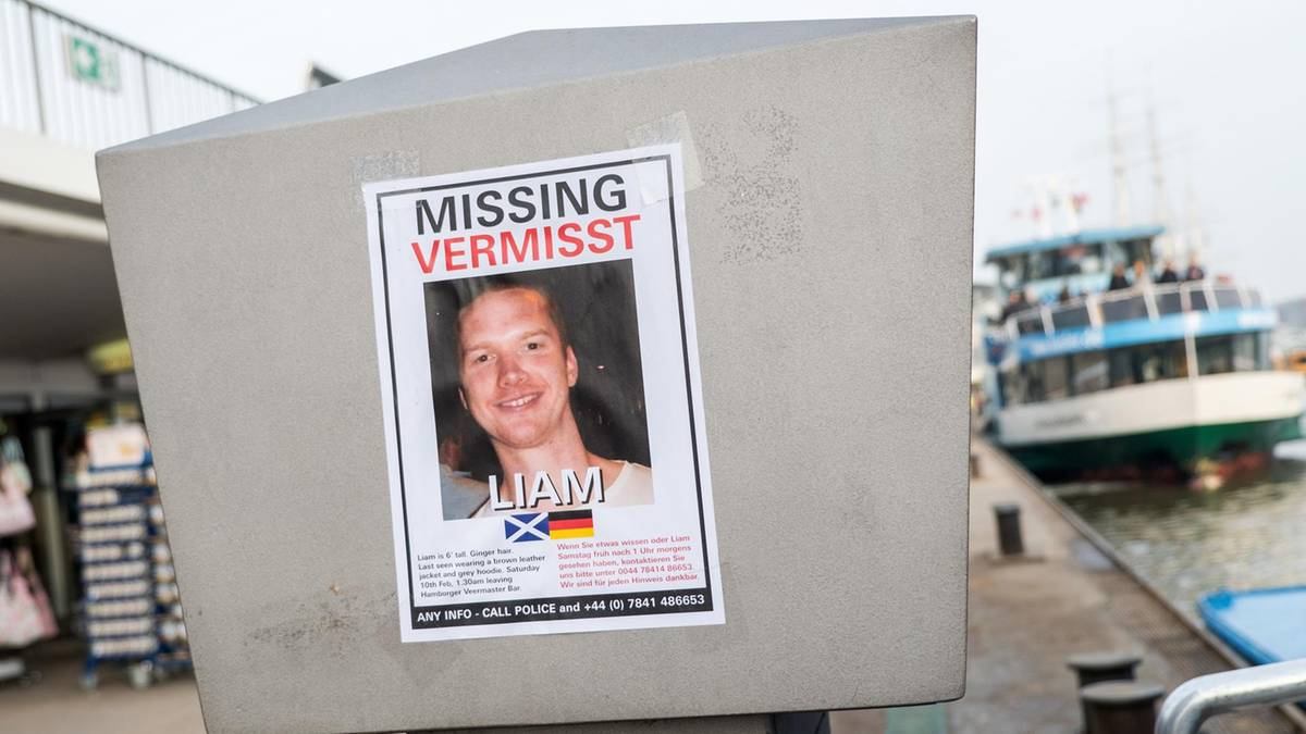 Vermisster Liam