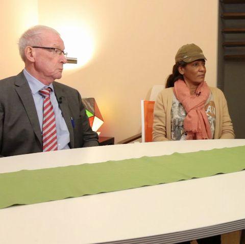 Peter Zwegat + Nadja Abd El Farrag