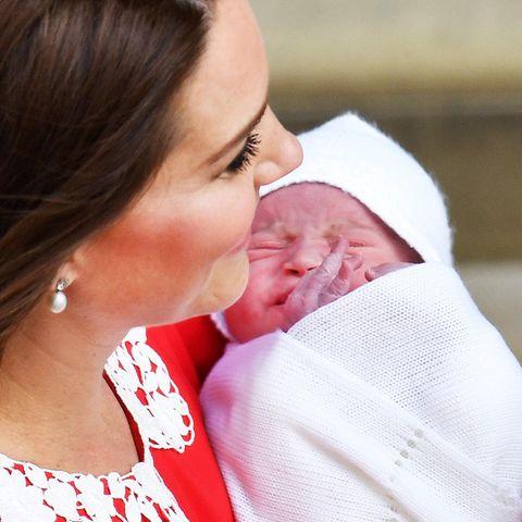 Die Debüts der kleinen Windsors: Der kleine Prinz ist da!
