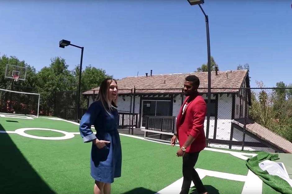 Bibis Beauty Palace besucht Jason Derulo