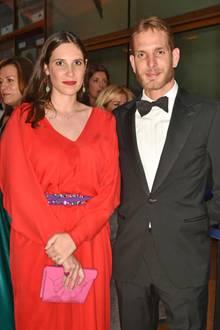 Tatiana Santo Domingo + Andrea Casiraghi