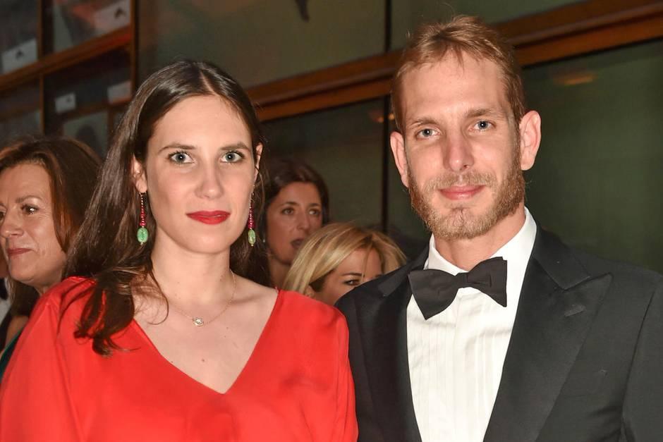 Andrea Casiraghi: Auch in Monaco gibt es Royal-Nachwuchs