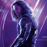 Längliches Haar, voller Bart - Sebastian Stan verzichtet für seine Rolle als Winter Soldier auf Schere und Rasierer.