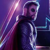 """In """"Infinity War"""" muss man sich erst noch daran gewöhnen, dass Thor die Haare nun kurz und dazu eine Augenklappe trägt. Muskulös ist Chris Hemsworth aber auch in diesem Teil. Zum Glück aller Frauen."""