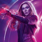 Für ihre Rolle als Scarlet Witch muss sich Elizabeth Olsen eigentlich nicht so sehr verwandeln.