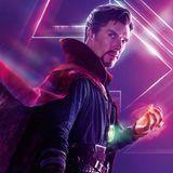 Als Doctor Strange hat Benedict Cumberbatch so einige Tricks drauf und scheint sich stets seine Power-Locke zu zaubern.