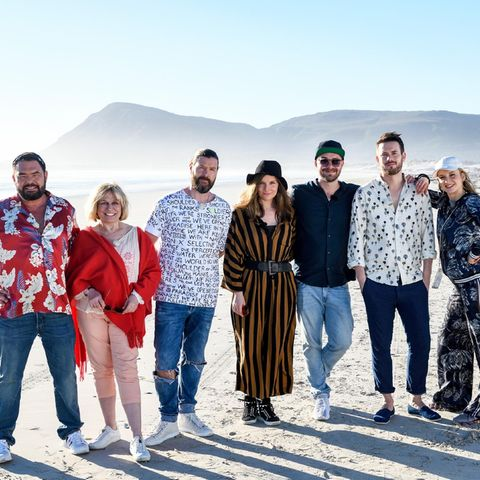 Marian Gold, Mary Roos, Rea Garvey, Judith Holofernes, Mark Forster, Johannes Strate, Leslie Clio