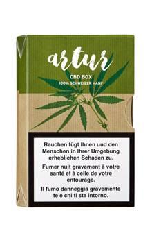 Cannabis-Produkt
