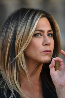 Stufenschnitt von Jennifer Aniston