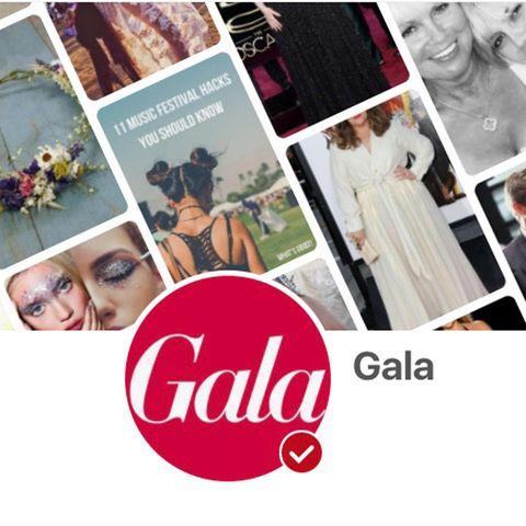 GALA auf Pinterest