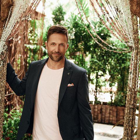 """Bachelor in Paradise""-Moderator Florian Ambrosius"