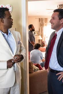 "Chris Rock + Adam Sandler in dem Netflix-Original ""The Week Of"" (seit 27. April)"