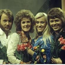Benny Andersson, Anni-Frid Lyngstad, Agneta Fältskog, Bjorn Ulvaeus