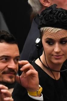 Orlando Bloom + Katy Perry
