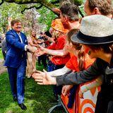 27. April 2018  Für König Willem-Alexander heißt es am Geburtstag: Hände schütteln! Diesbezüglich gibt es in Groningen viel zu tun.