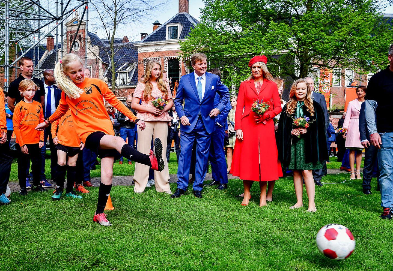 27. April 2018  Was wäre die Niederlande ohne eine Partie Fußball?