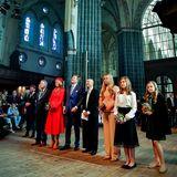 27. April 2018   Mit der ganzen Familie geht's in Groningens schöne Martinskirche.
