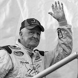 28. April 2018: James Hylton (83 Jahre)  Der bekannte Stock-Car-Rennfahrer James Hylton und sein Sohn sind bei einem tragischen Autounfall ums Leben gekommen.