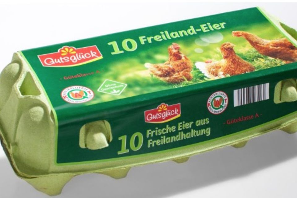 Gutsglück Freiland-Eier
