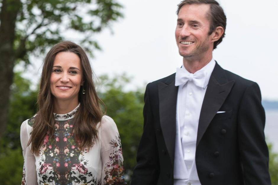 Pippa Middleton und James Matthews ist nichts zu teuer für den Nachwuchs