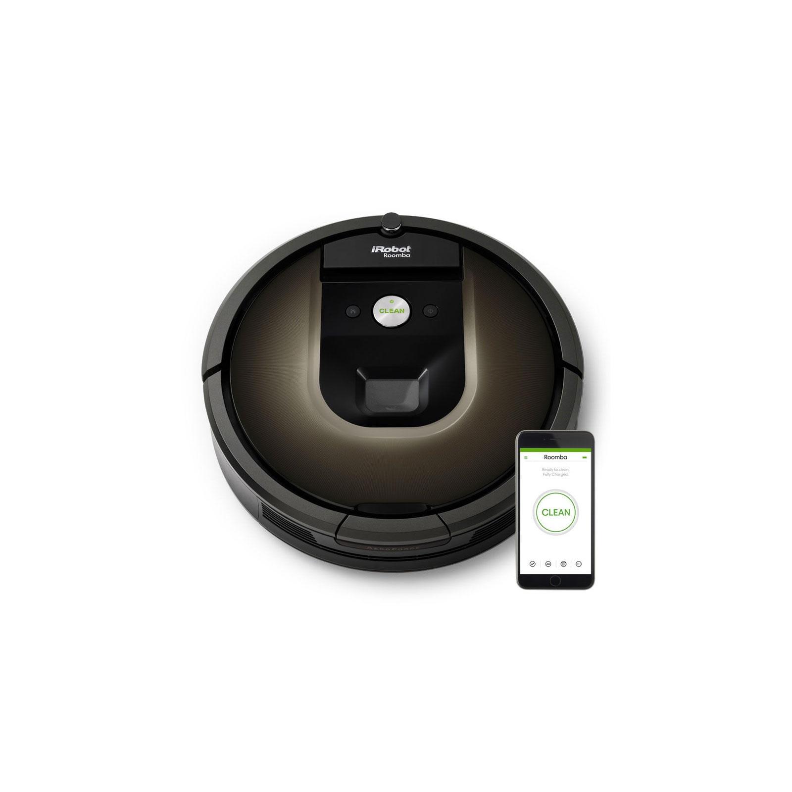 Staubsaugerroboter iRobot Roomba® 980