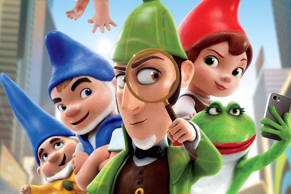 Sherlock Gnomes (Filmplakat)