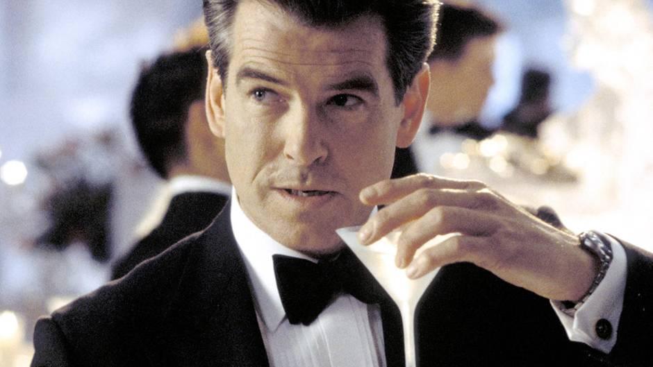 Pierce Brosnan als James Bond