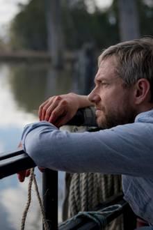 """Martin Freeman, in dem Netflix-Endzeit-Film """"Cargo"""" (ab 18. Mai)"""