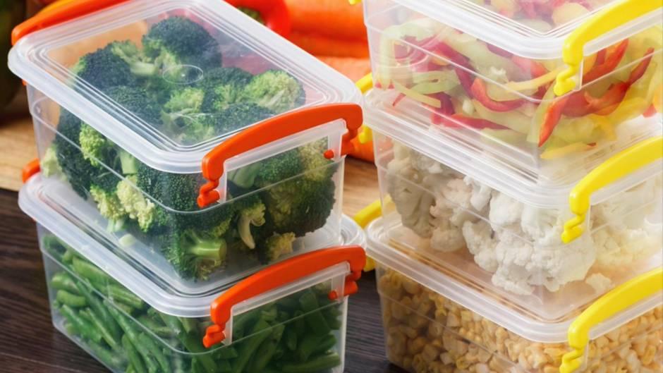 Gesünder Essen: Alles was Sie über Meal Prep wissen müssen