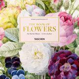 """Schön & bunt: """"The book of flowers"""" von Pierre-Joseph Redouté, Taschenbuch, 608 S., 50 Euro, über fashionid.de"""