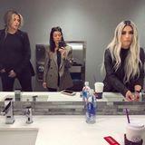 17. März 2018  Khloé, Kourtney und Kim Kardashian: Das ultimative Reality-TV-Schwestern-Gespann.
