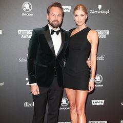 """Zusammen mit Steven Gätjen führt sie an diesem Abend durch die Show. Im letzten Jahr nahm sie den Preis in der Kategorie """"Fashion"""" entgegen."""