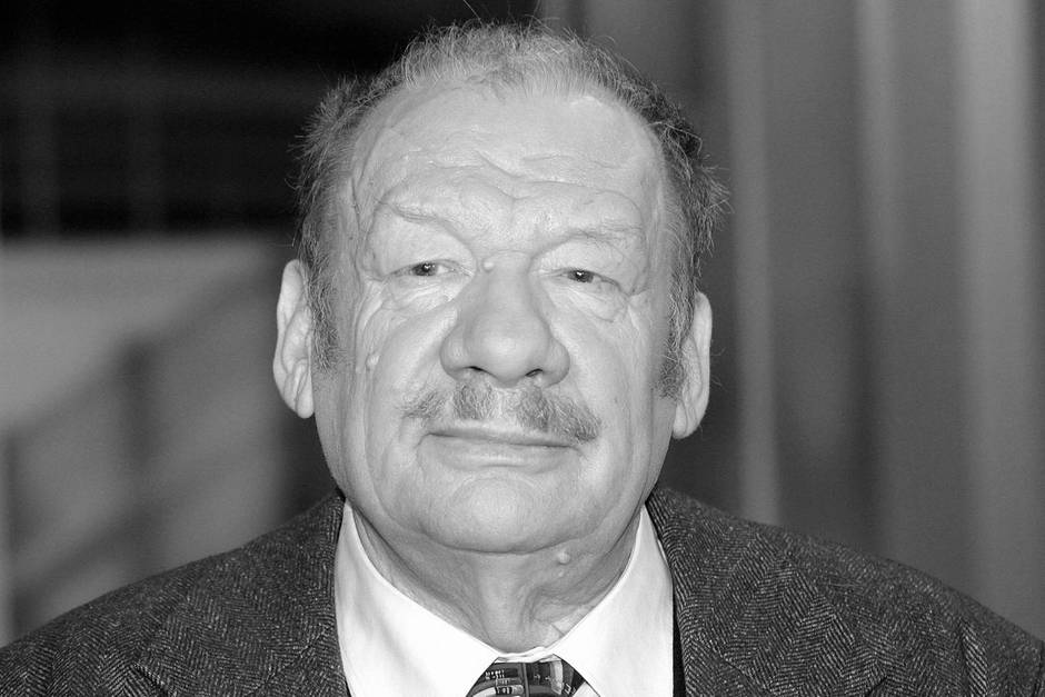Schauspieler Wolfgang Völz laut Bericht mit 87 Jahren gestorben