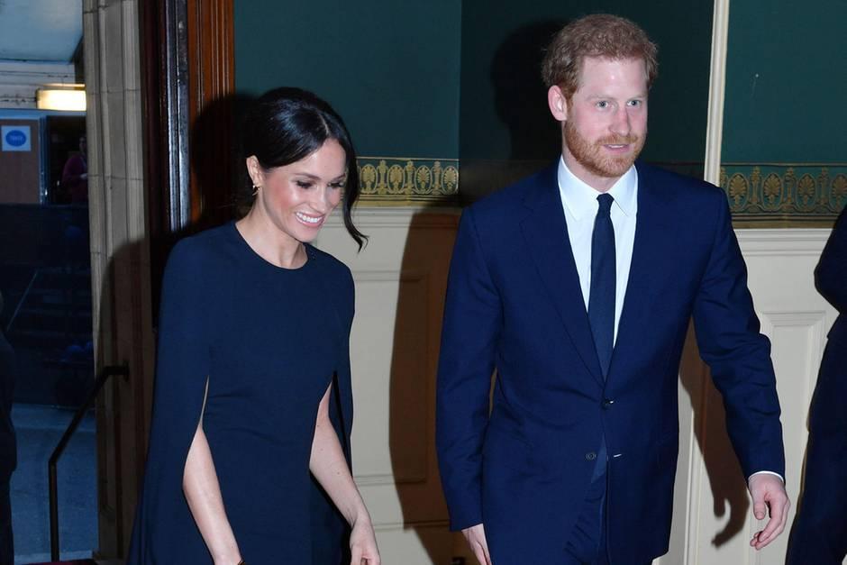 Meghan Markle und Prinz Harry - der Hochzeitscountdown läuft!