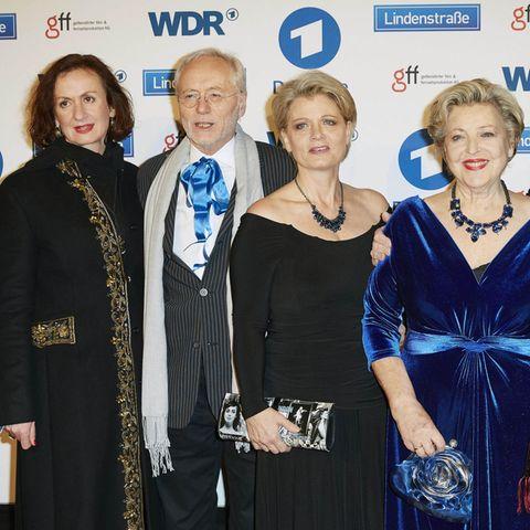 Irene Fischer, Joachim Hermann Luger, Andrea Spatzek, Marie-Luise Marjan, Hans W. Geissendörfer