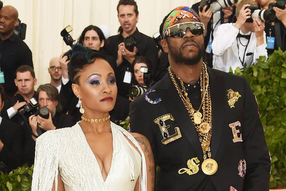 Kesha Ward, 2 Chainz