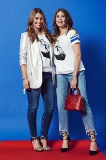 Cathy Hummels & Júlia Vigas