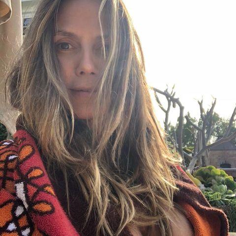 Heidi Klum sexy auf Instagram