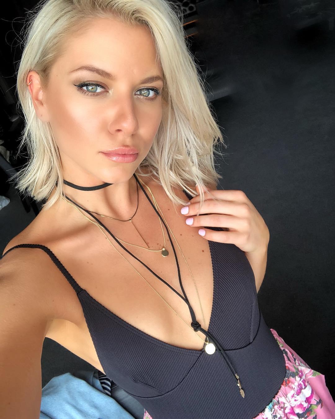 Valentina Pahde Im Interview Auf Instagram Heißt Es Sex Sells