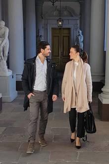 13. Mai 2018  Wieder ein erfüllterTag im Leben des vielbeschäftigten Prinzenpaares. Wir freuen uns sehr auf viele schöne Instagram-Bilder von Sofia und Carl Philip, wie dieses hier im königlichen Schloss.