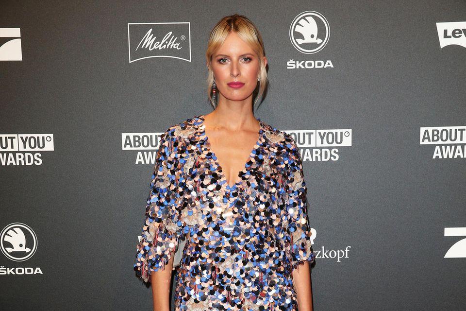 Karolina Kurkova bei den About You Awards 2018.