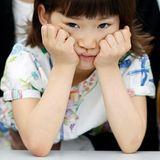Die süße DarstellerinMiyu Sasaki versteht den Trubel um das Filmfestival in Cannes noch nicht so richtig.