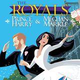 Passend zur kommenden Hochzeit sind einige Comicbände über die stürmische Romanze von Prinz Harry und Meghan Markle veröffentlicht worden. Bitte mehr davon!