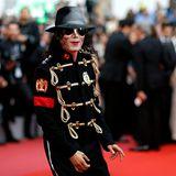 """Während der Vorstellung des Kinofilms""""Solo: A Star Wars Story"""" überrascht ein """"Michael Jackson""""-Imitator die Gäste."""