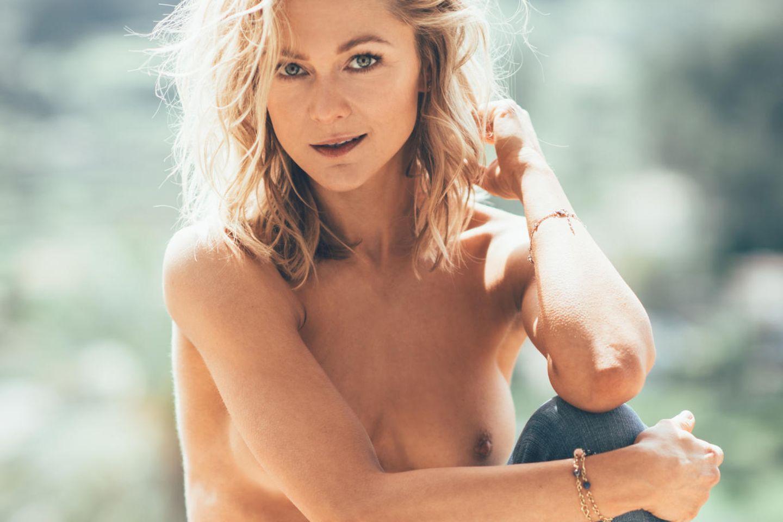 "Linda Hesse im ""Playboy"".""Weitere Motive exklusiv nur unterhttp://www.playboy.de/stars/linda-hesse"""