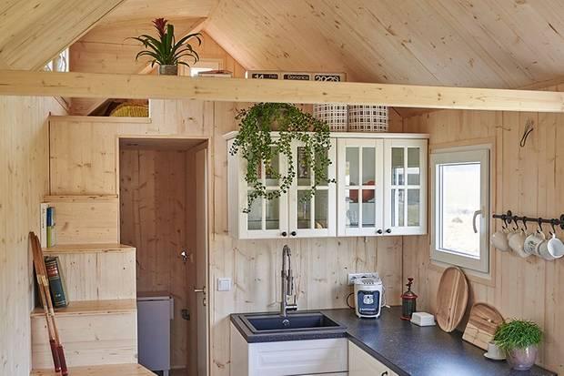 voll im trend tchibo verkauft jetzt tiny houses im online. Black Bedroom Furniture Sets. Home Design Ideas