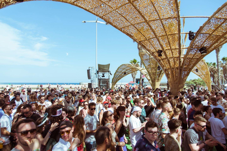 Primavera Sound Barcelona: Tanzen am Mittelmeer: Das Festival in Barcelona